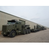 M1000 HETS 40-wheel, Semi-trailer heavy equipment transporter/ MOD NATO Disposals/ for sale and export