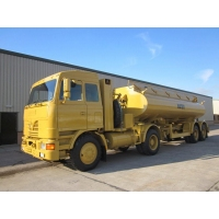 Foden 4380 MWAD 8x6 Watering Dust Suppression  Truck