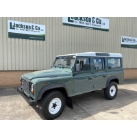 Land Rover Defender 110 TDCi Station Wagon for sale