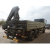 Iveco Eurotrakker 6x6 Cargo truck With Rear Mounted Crane   ex military for sale