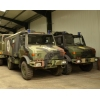 Mercedes Unimog U1300L Ambulance   for  sale in Angola, Kenya,  Nigeria, Tanzania, Mozambique,