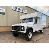 NEW Ambulance Land Rover 130 Defender  RHD