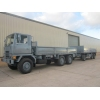 Bedford TM 6x6  container carrier   ex military for sale