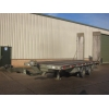 King draw bar plant ex.military trailer.  for sale