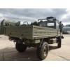 Mercedes Unimog  U1300L 4x4 Drop Side Cargo Truck  for sale Military MAN trucks