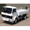 Mercedes 1017 4x4 Drop Side Cargo truck