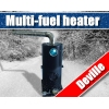 Deville - Multi Fuel Heater