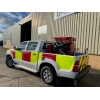 Toyota Hilux Double Cab 4x4 Fire Vehicle | used military vehicles, MOD surplus for sale