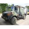 Mercedes Unimog U1300L Ambulance/ MOD NATO Disposals/ for sale and export