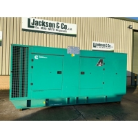 Cummins 550 KVA Generator 2018 for sale