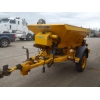 Econ towed gritter trailer   ex military for sale