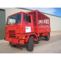 Bedford TM 4x4 lube/service truck for sale