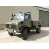 Mercedes Unimog U1300L Turbo LHD