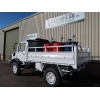 Mercedes Unimog U1300L 4x4 RHD Service Truck for sale