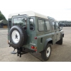Land Rover Defender 110 TDCi Station Wagon RHD   ex military for sale