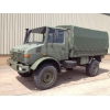 Mercedes unimog U1300L troop carrier / shoot vehicle 4x4 for sale