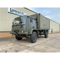 Leyland Daf 45.150 4x4 RHD box vehicle for sale
