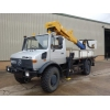 Mercedes Unimog U1550L Cherry Picker for sale