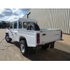 Land rover 130 LHD double cab   ex military for sale