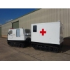 Hagglund Bv206 hard top Ambulance | used military vehicles, MOD surplus for sale