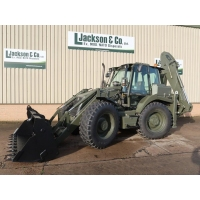 JCB 4CX Military Backhoe loader