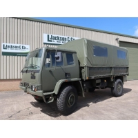 Leyland Daf 45.150 4×4 Troop Carrier/shoot with Canopy & Seats