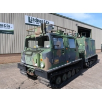 Hagglund BV 206 hardtop Radio Vehicle for sale