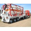 Ekalift military container handling trailer