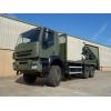 Iveco Trakker 6x6 crane truck  for sale