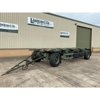 Schmitz 20FT Draw Bar Container Trailer for sale