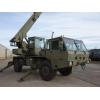 Grove 315M 4x4 All Terrain 18 Ton Crane  for sale Military MAN trucks