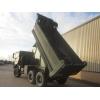 Iveco trakker 6x6 RHD tippers truck  for sale. Military MAN trucks