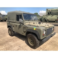 Land Rover Defender 90 Wolf RHD Hard Top (Remus) - 50293