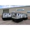 Hagglund BV 206 Soft Top Personnel Carrier With Roll Cage  military for sale