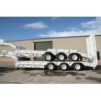 Trailmaster TS45 45,000kg semi low bed  EX.MOD  trailer
