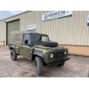 Land Rover Wolf   Defender 110 (REMUS) Soft Top | military vehicles, MOD surplus for export