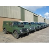 Land Rover Defender 110 300TDi hard tops   ex military for sale