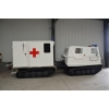 Hagglunds Bv206  soft top ambulance