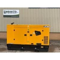 Unused JCB 110 KVA Silent Generators for sale in Africa