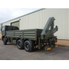 Iveco Eurotrakker 6x6 Cargo truck With Rear Mounted Crane  military for sale