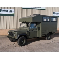 Land Rover Defender 130 Wolf Gun Bus