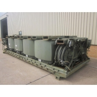 Drops flat racks pallet fitted with ubre fuel system for sale in Africa