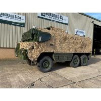 Pinzgauer Vector 718 6x6 Armoured Patrol Vehicle for sale