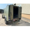 Land Rover Snatch 2A Armoured Defender 110 300TDi  for sale Military MAN trucks