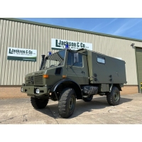 Mercedes Unimog U1300L Ambulance turbo for sale in Africa