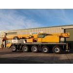 Liebherr LTM1120 120t all terrain mobile crane  for sale