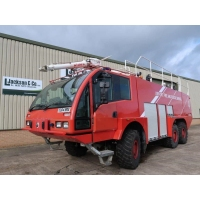 Sides VMA 112 6x6 Airport Crash Tender for sale in Africa
