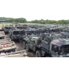 Man 8x8 CAT A1 with matt dispensing | used military vehicles, MOD surplus for sale