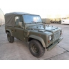 Land Rover Defender 90 RHD Wolf Soft Top (Remus) | military vehicles, MOD surplus for export