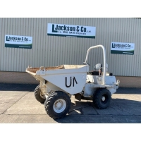 Ex military Terex TA3 Dumper for sale